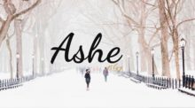 Ashe - free typography font collection