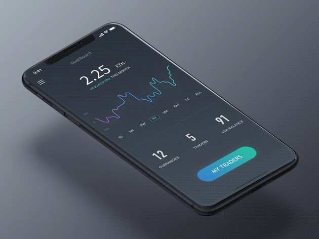 Crypto Currency Trading Platform