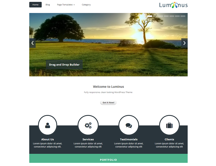 uminus Resume website template, resume websites examples