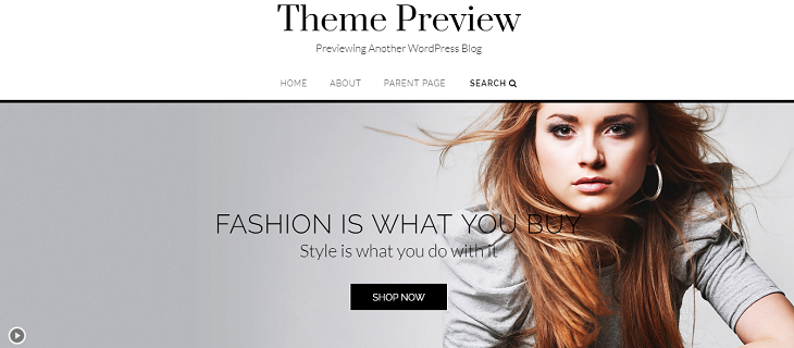 Shopstar WordPress Themes, free wordpress themes